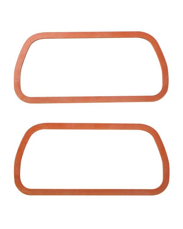 Rocker Cover Gaskets 1200cc -1600cc Silicone Pair