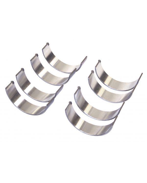 Con rod bearing set, 0.25mm, 8/60-, 1.2-1.6 & WBX MAHLE