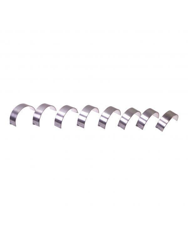 Con rod bearing set, 0.50mm, 8/60-, 1.2-1.6 & WBX MAHLE