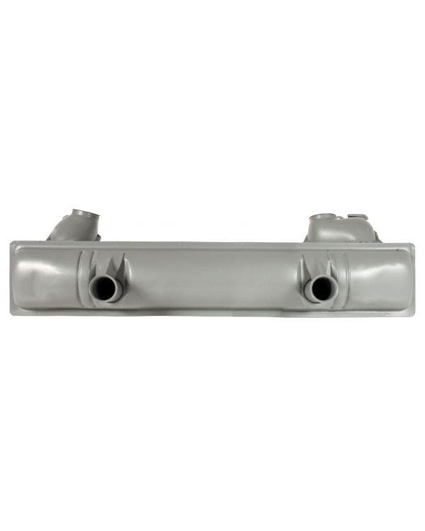 Exhaust Silencer with Right Single Hotspot 1300-1600 engines