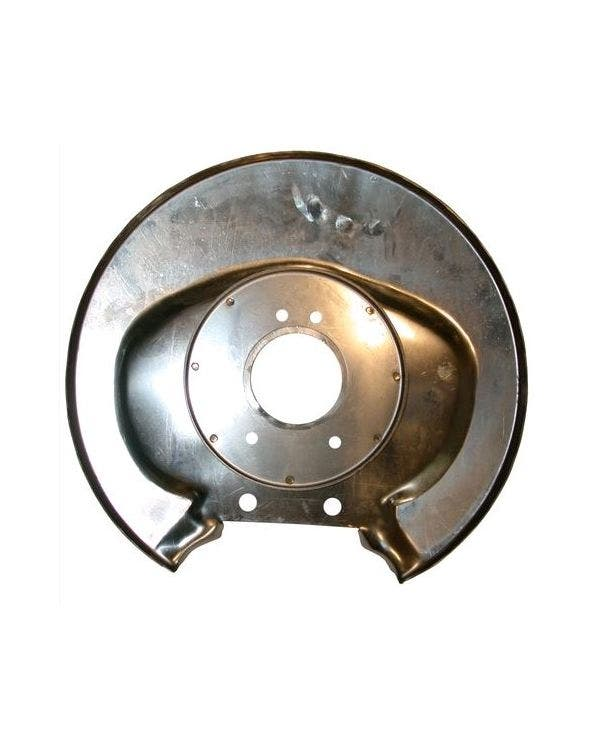 Disc Brake Backing Plate not for 1302/3 Stainless Steel