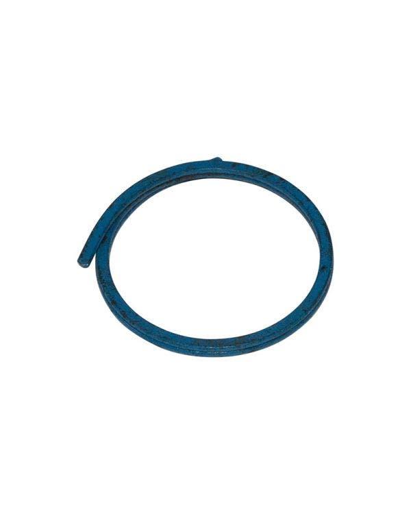 Dust cap ring smallest tie