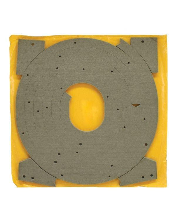 Floorpan Gasket Foam Self Adhesive Kit