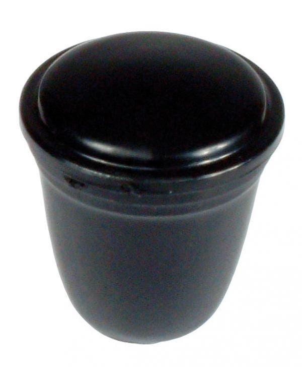 Knopf für Schalter mit 5mm Gewinde, schwarz