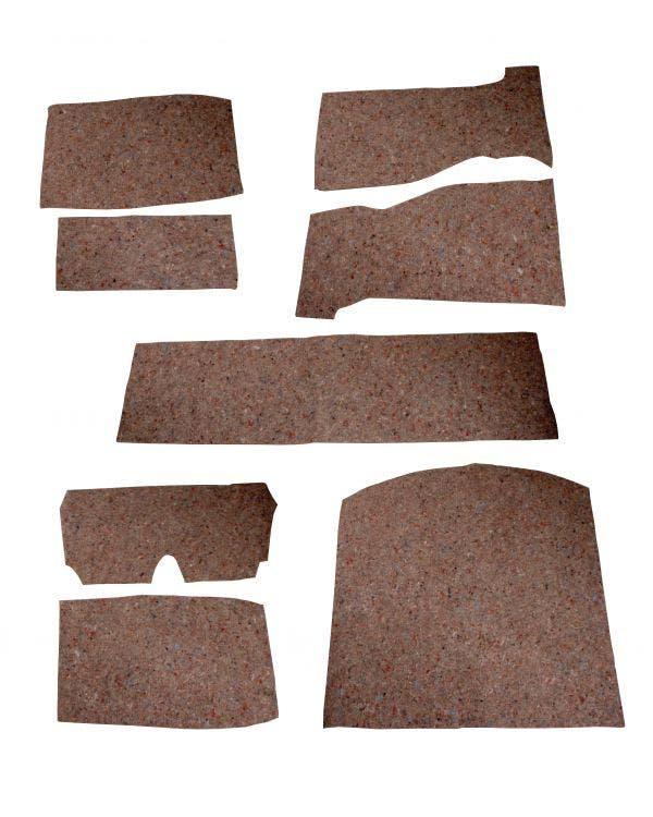 Under Carpet Sound Proofing Kit