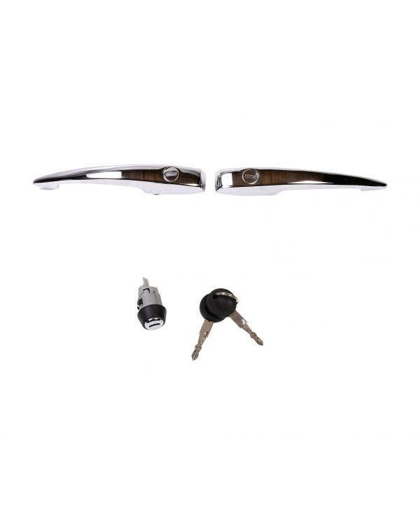 Matching Key Door Handles and Ignition Barrel