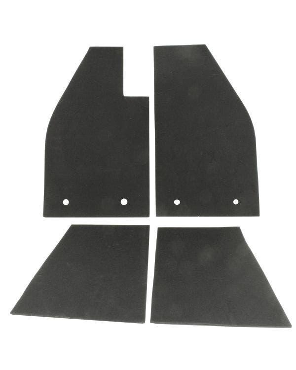Tar Board Set for the Floor