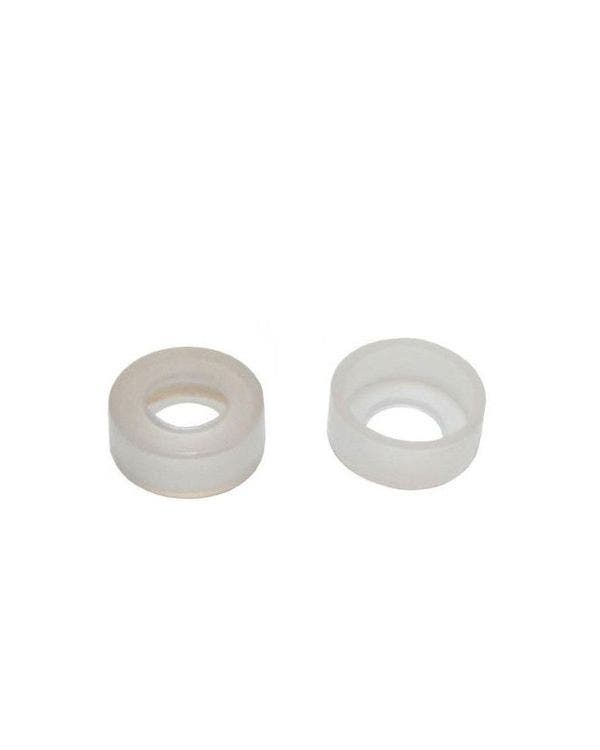 Wiper Spindle Covers Plastic Pair