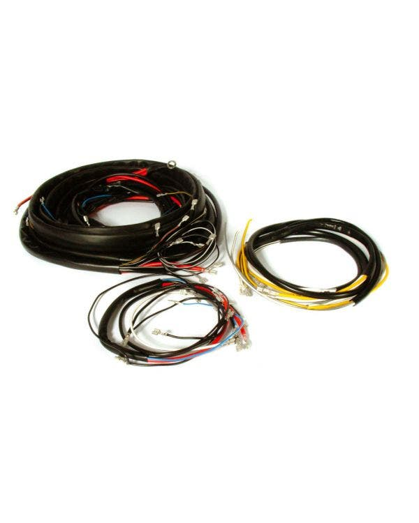 Wiring Loom for Right Hand Drive with Dynamo 1300 & 1302
