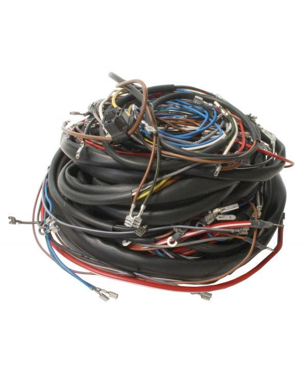 Complete Wiring Loom for Right Hand Drive with Dynamo 1300 & 1303