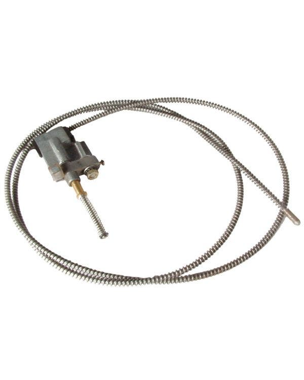 Left Sunroof Cable