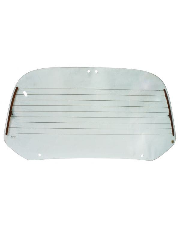 Green Heated Rear Window for Cabriolet