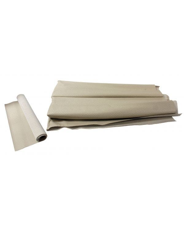 Headliner in White Perforated Vinyl for Coupe Model