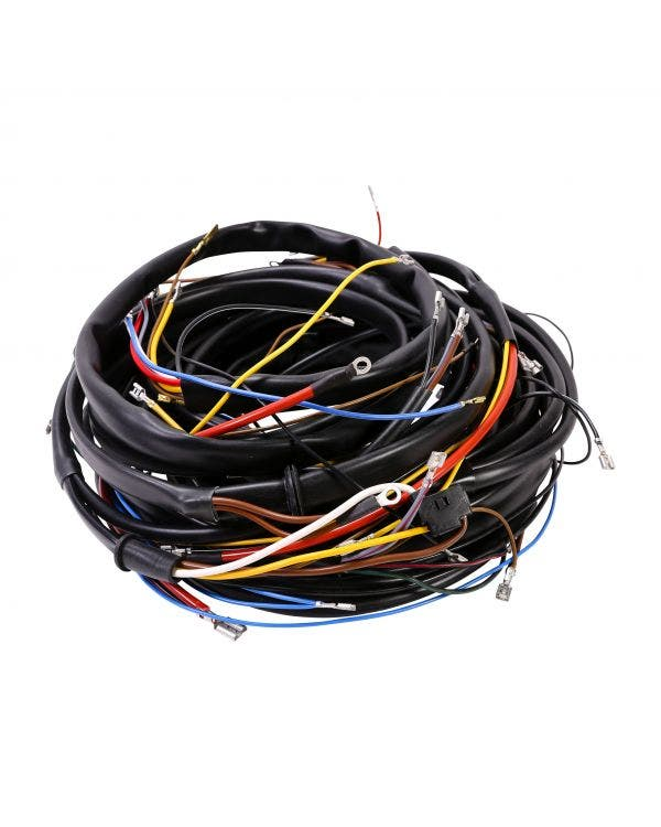Wiring Loom Main for Left Hand Drive Model Coupe or Cabriolet