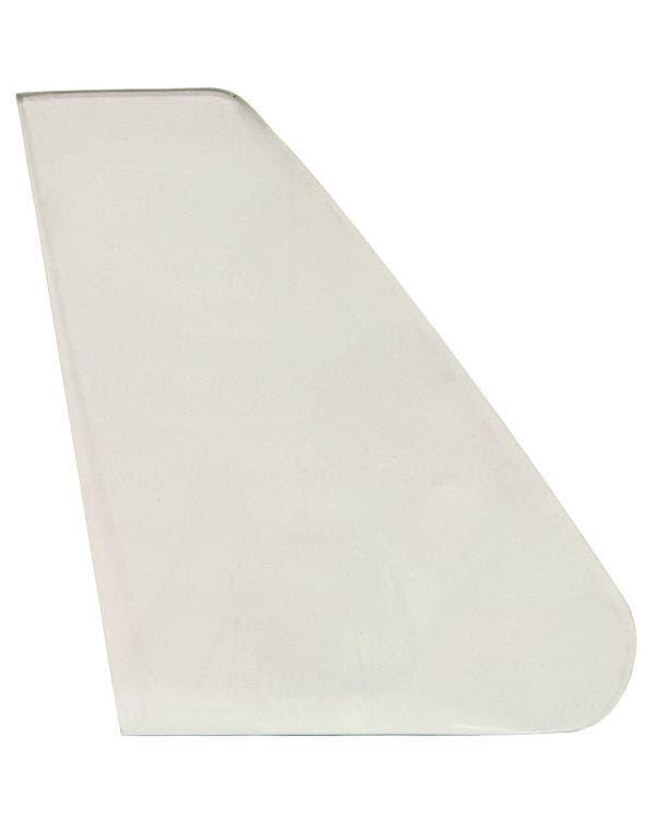 Transparente Scheibe, Dreiecksfenster