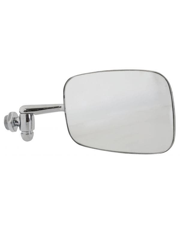 Right Hand Chrome Door Mirror