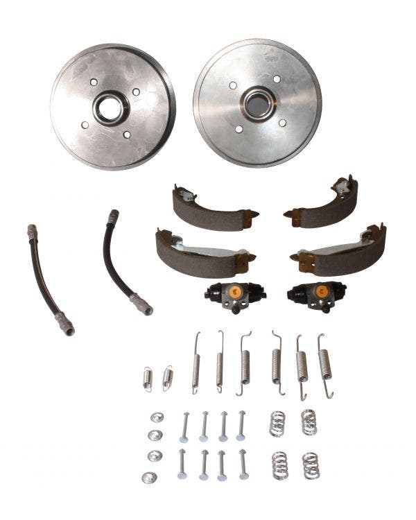 Rear Brake Overhaul Kit
