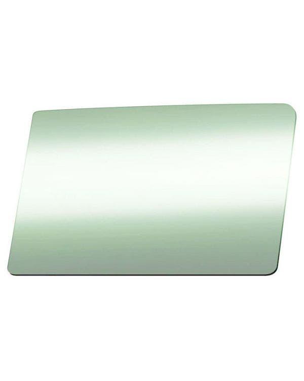 Green Door Glass Left 3 Door