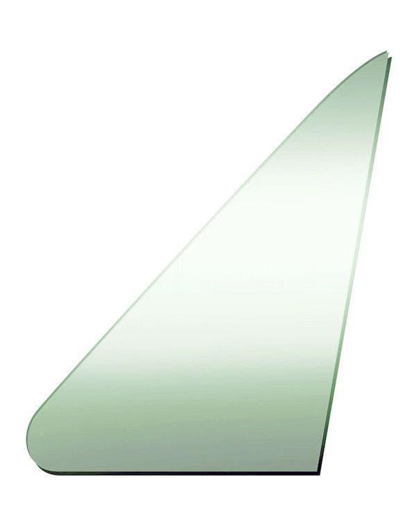 Scheibe, Grün, für festes Seitenfenster vorne links