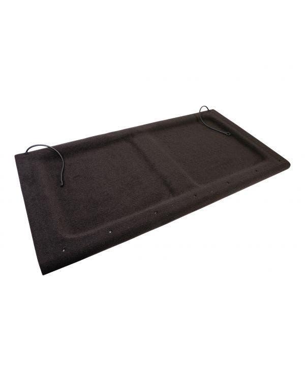 Parcel Shelf Black Carpet