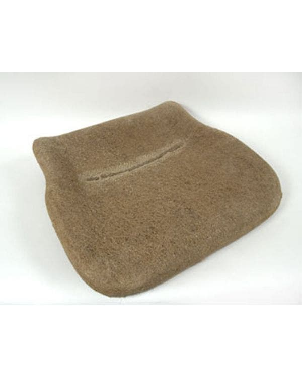 Hair Seat Pad for Front Seat Bottom