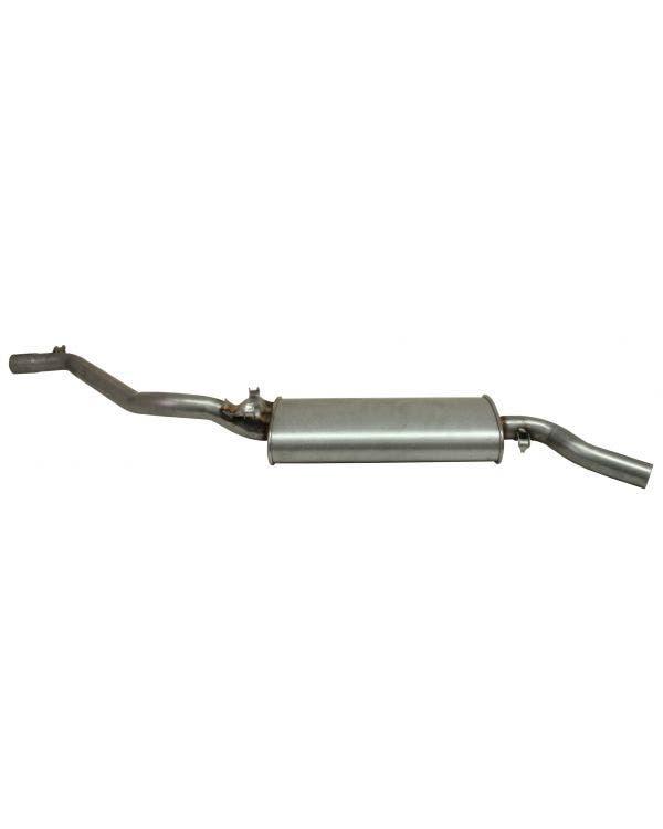 Endschalldämpfer, 1.6l Turbo Diesel