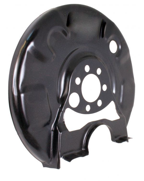 Brake Disc Backing Plate Rear Left