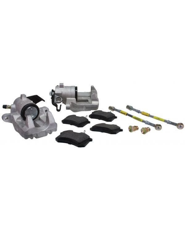 Rear Brake Caliper Conversion Kit Mk2 To Mk4