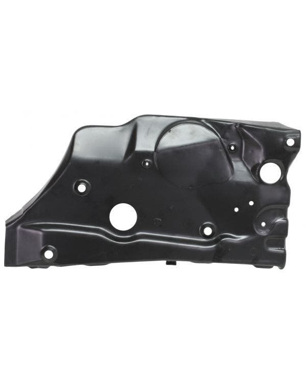 Chassis Leg Closing Plate for the Right Hand Side