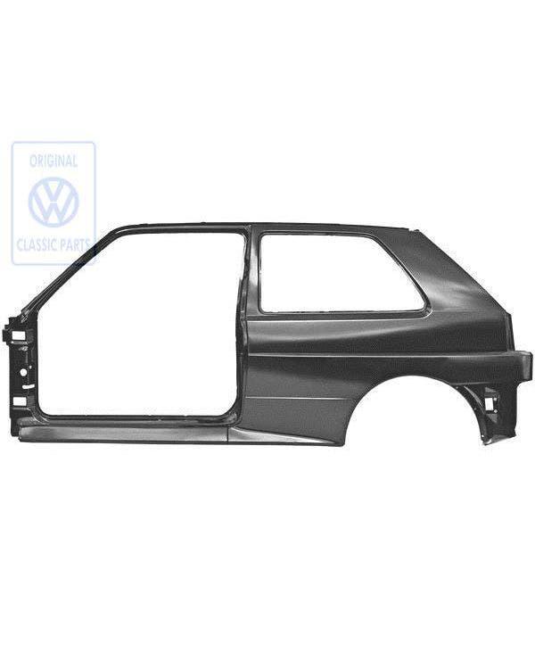 Complete Side Panel for Rallye Model Left