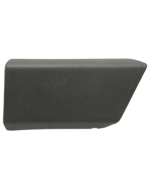 Front fender Moulding 70mm Graphite / Black Right Hand Side
