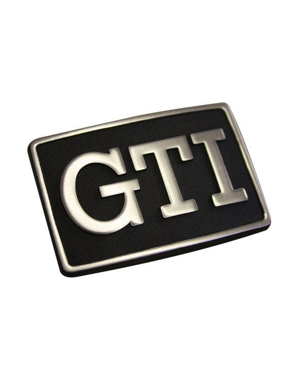 Kotflügel-Emblem, GTI