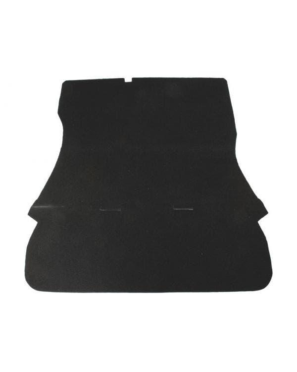 Kofferraummatte, schwarz