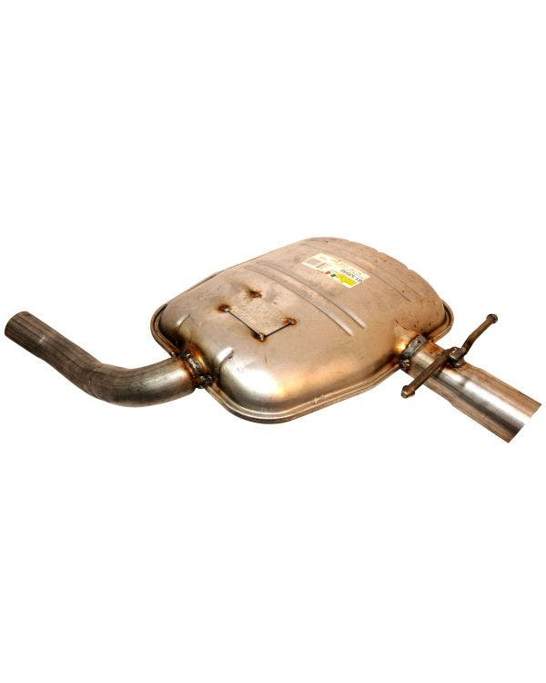 Exhaust muffler Centre Section