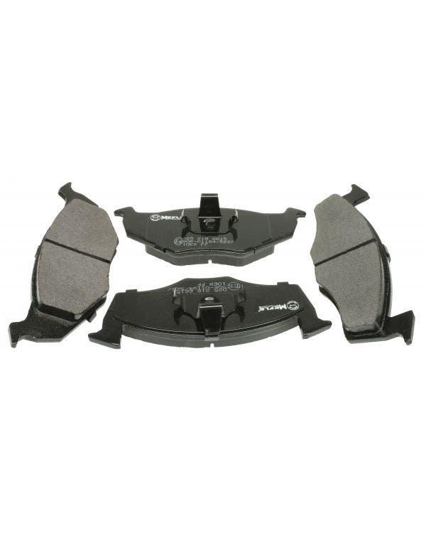 Brake Pad Set for 239x12mm Brake Discs