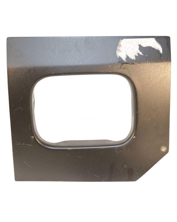 Outer Fuel Filler Repair Panel