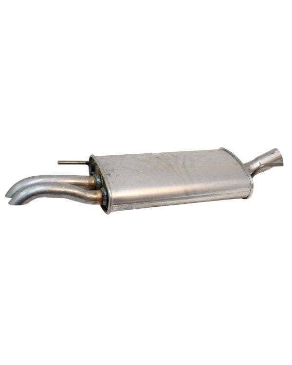 Rear Silencer for Diesel Model