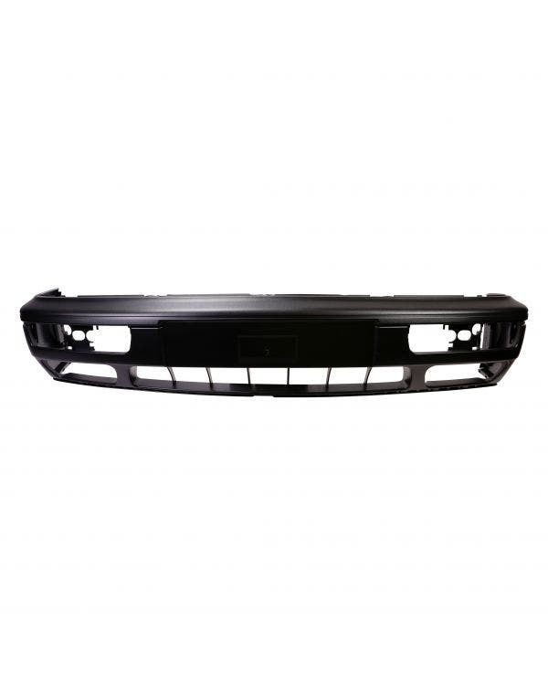 Front Bumper in Black