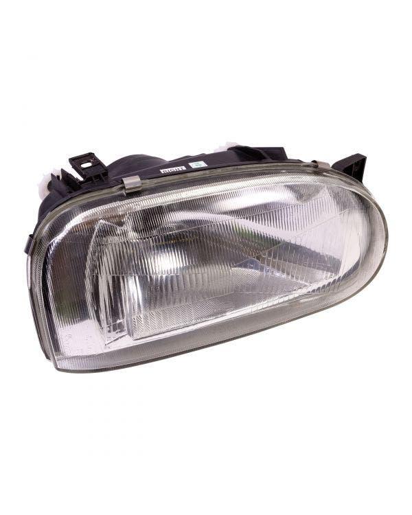 Headlight Left Hand Drive Right