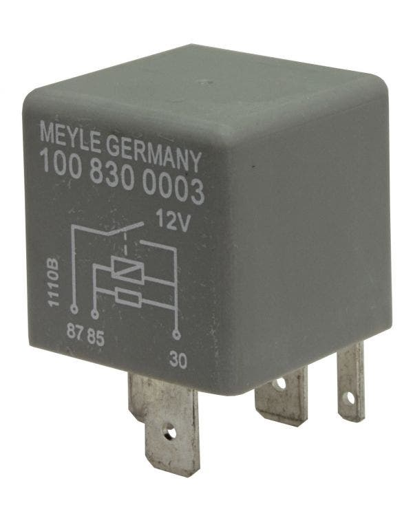 Fuel Pump Relay Position 109 TDI Only