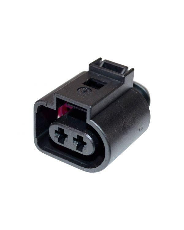 2-poliger elektrischer Anschluss