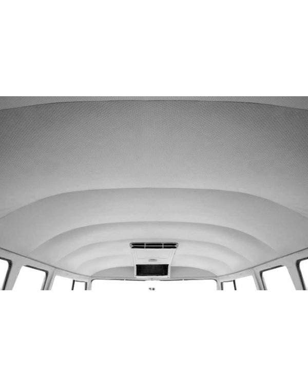 Full Length Headliner in Single Colour Vinyl with Perforated or Crush Finish