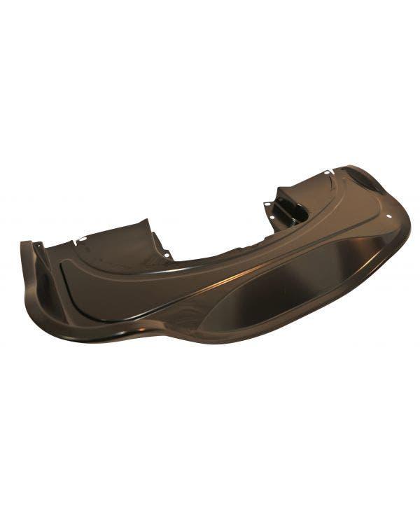 Motorabschlussblech, hinten, 1600l, ohne Luftschlauch oder Vorwärmlöcher