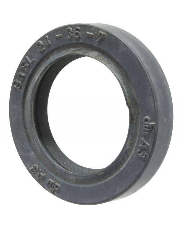 Seal for the Steering Box Worm Gear