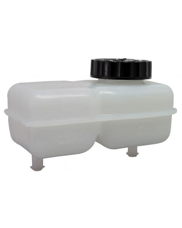 Brake Fluid Reservoir Dual Circuit for Left Hand Drive