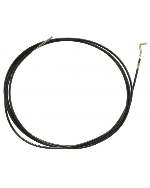 Heater Cable, Left, 1600cc, Left Hand Drive
