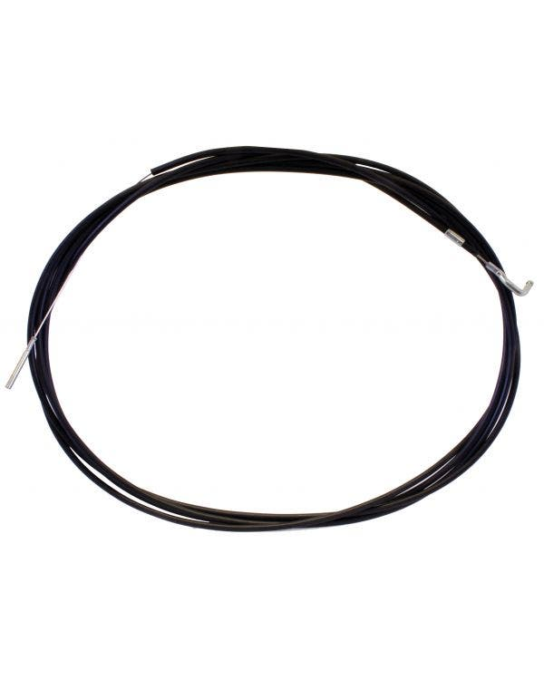 Heater Cable, Left, 1700cc, Left Hand Drive