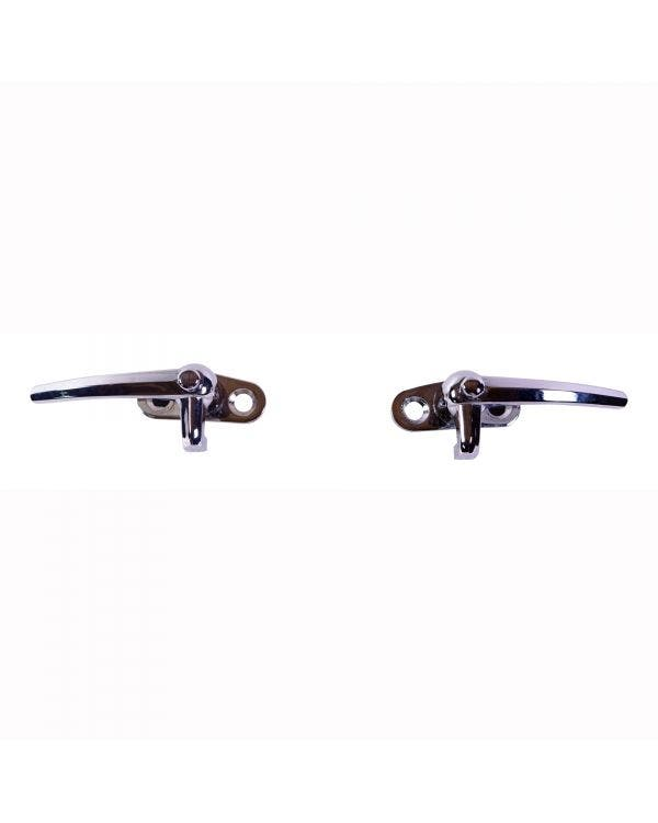 Safari Window Latches Pair