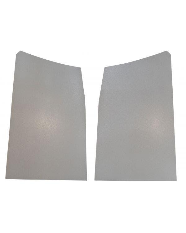 Roof liner in Grey Pair