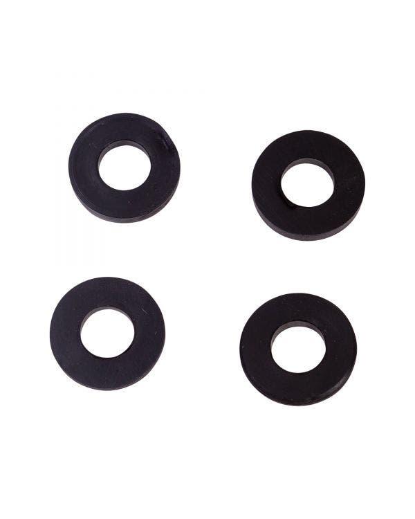 Wischerwellendichtungen, 4 Stück